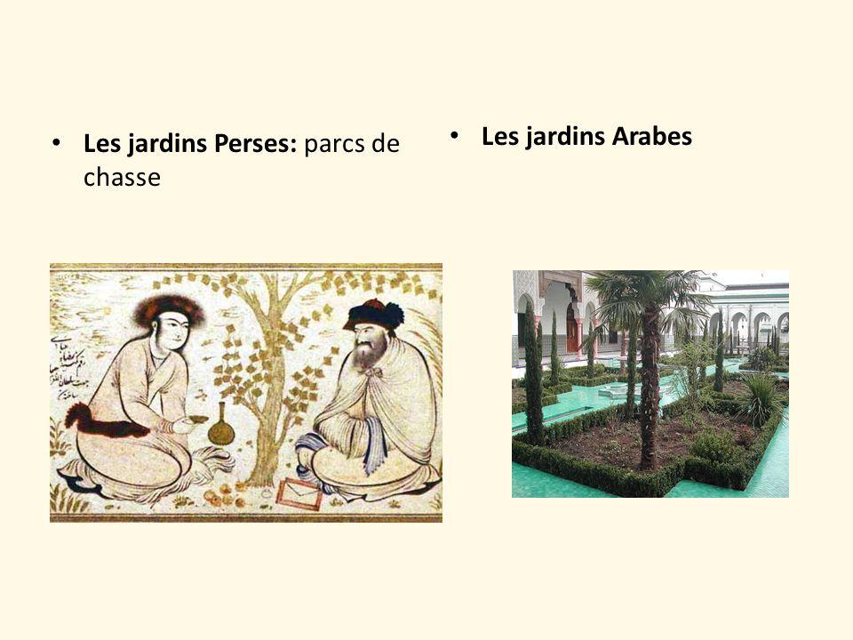 Les jardins du Moyen-Age: potager et plantes medicinales.