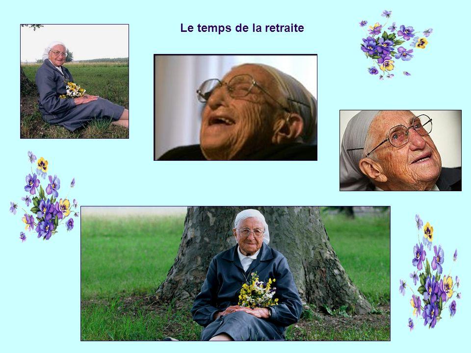 Retraite En 1993, à la demande de ses supérieures, Sœur Emmanuelle quitte définitivement l Égypte et rejoint sa communauté en France.
