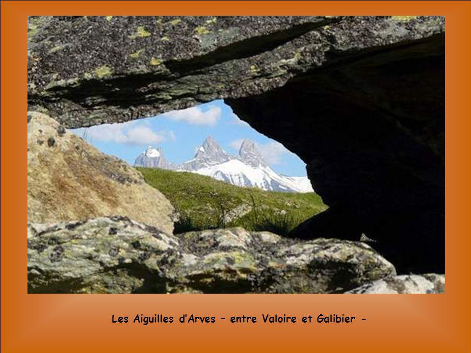 LAiguille des Glaciers – Vanoise -