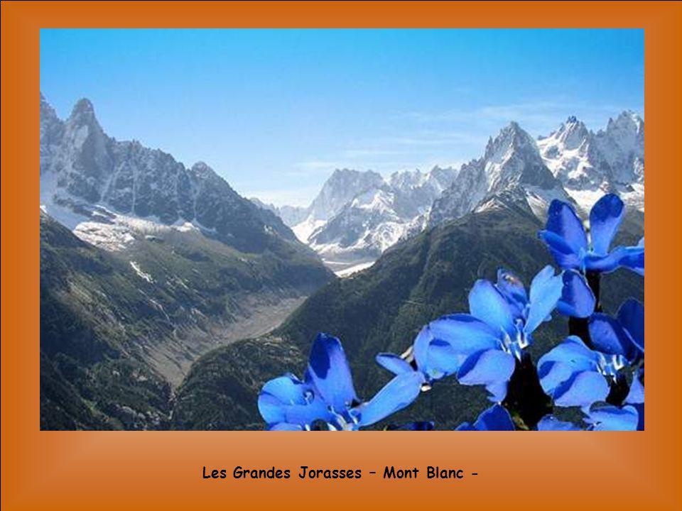 Les Aiguilles dArves – entre Valoire et Galibier -