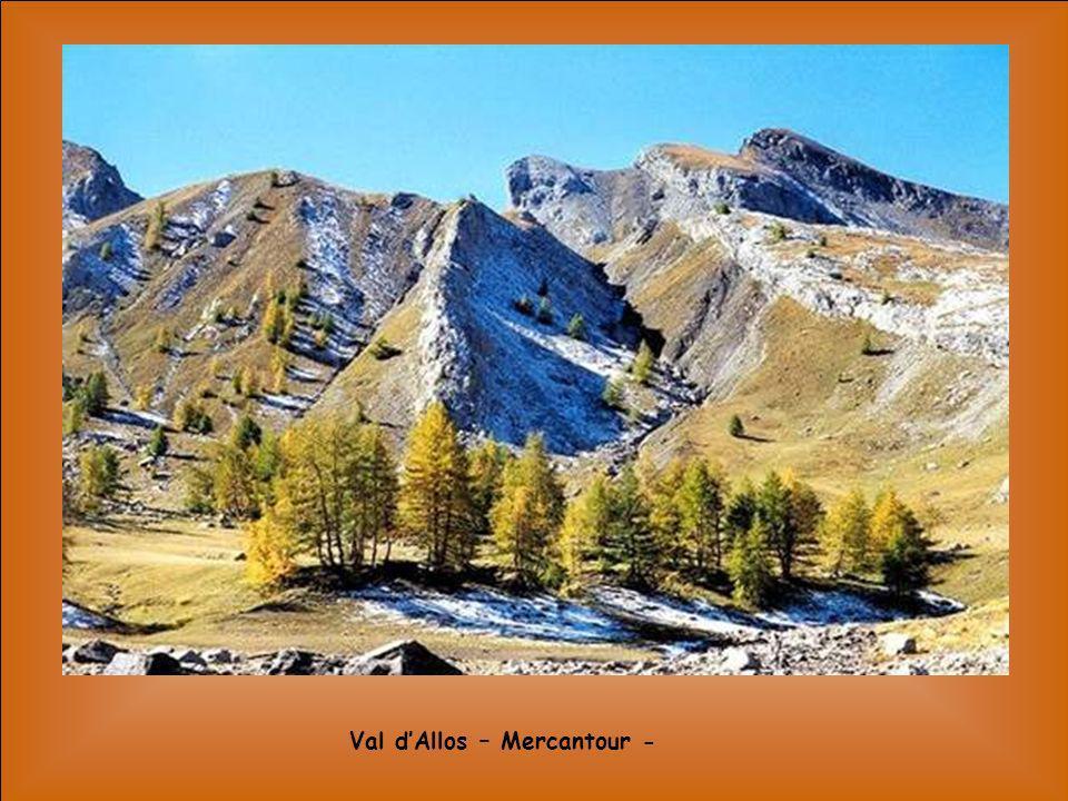 Le Mont Thabor – vers Modane -