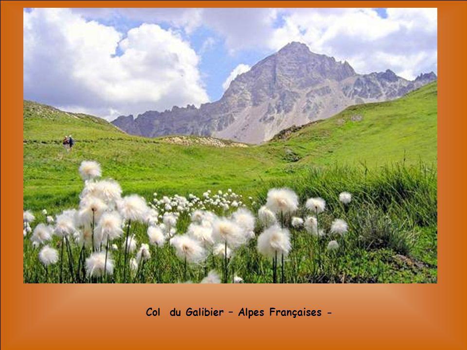 Col du Galibier – Alpes Françaises -