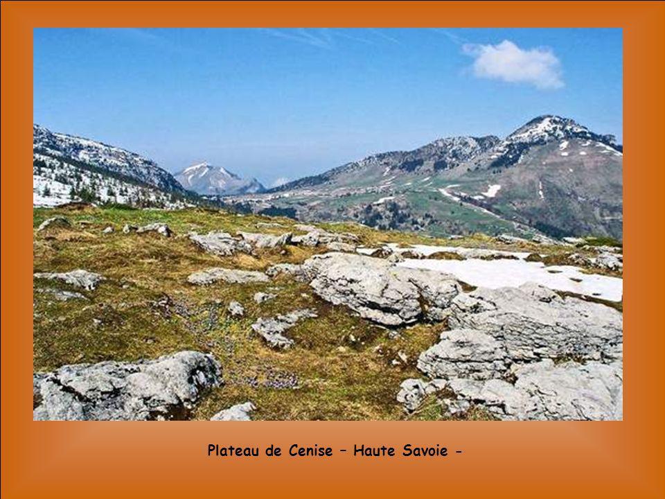 En Vanoise – Alpes -