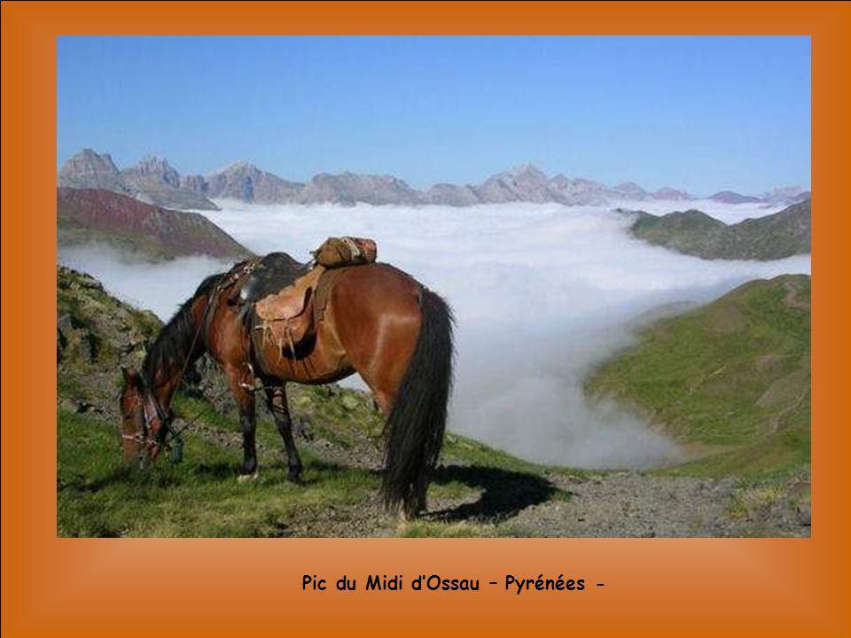 La Hourquette Nère – Pyrénées -