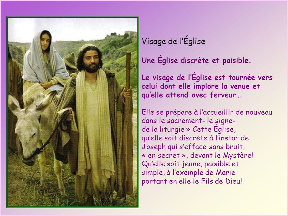 ÉVANGILE Matthieu 1,18-24 « Joseph, un homme juste » * Pour Matthieu, lorigine de Jésus se trouve en Dieu qui a demandé la coopération de Joseph et de Marie.