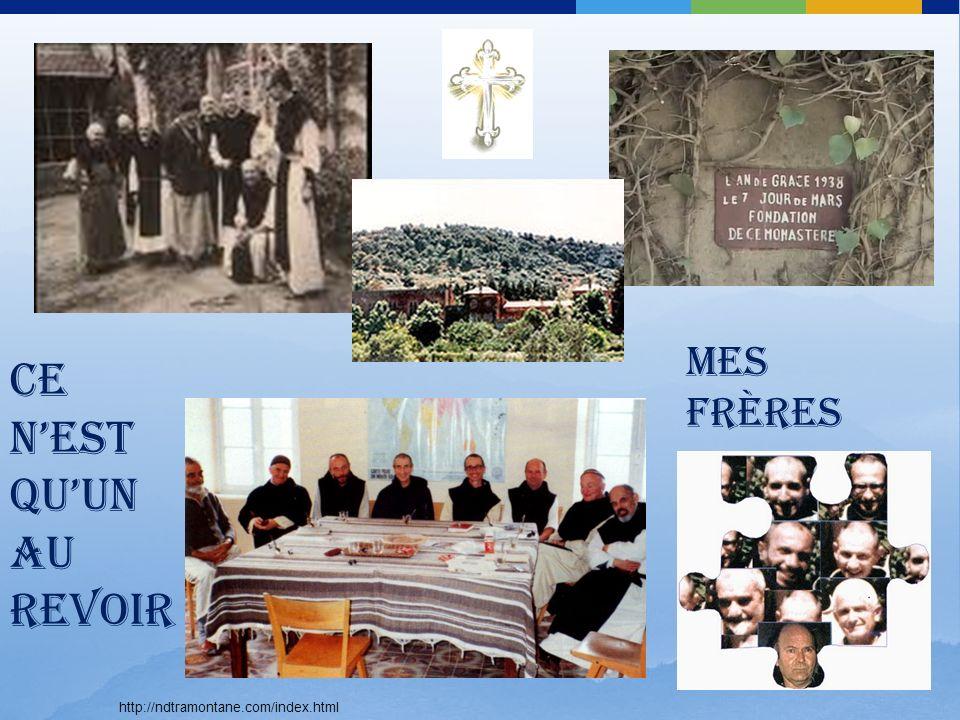 Deux des religieux, les frères Jean- Pierre et Amédée, ont été « oubliés » par les assassins. Ils seront les seuls survivants. Les sept moines martyrs