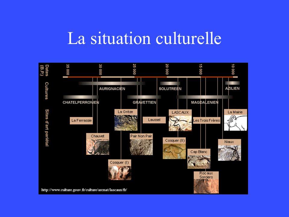 La situation culturelle http://www.culture.gouv.fr/culture/arcnat/lascaux/fr/