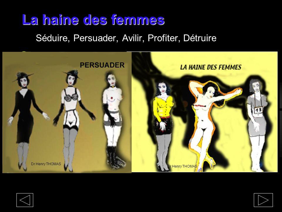 La femme est fétichisée La femme fardée, semparer de la femme parée, La prostituée La prostituée est un objet porteur de signes excitants dune sexualité en location.
