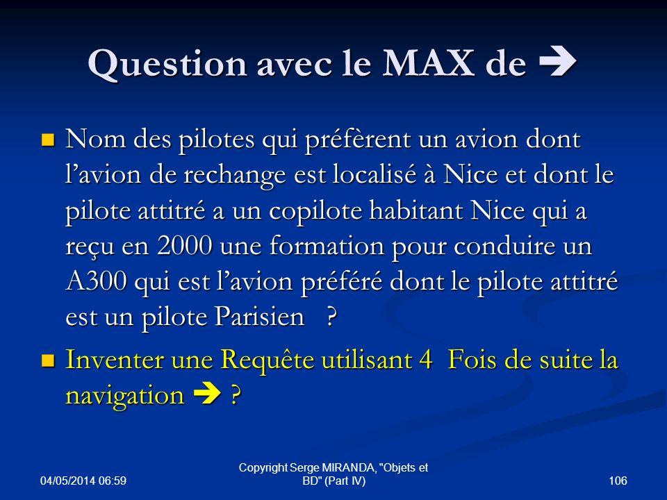 04/05/2014 07:01 106 Copyright Serge MIRANDA,