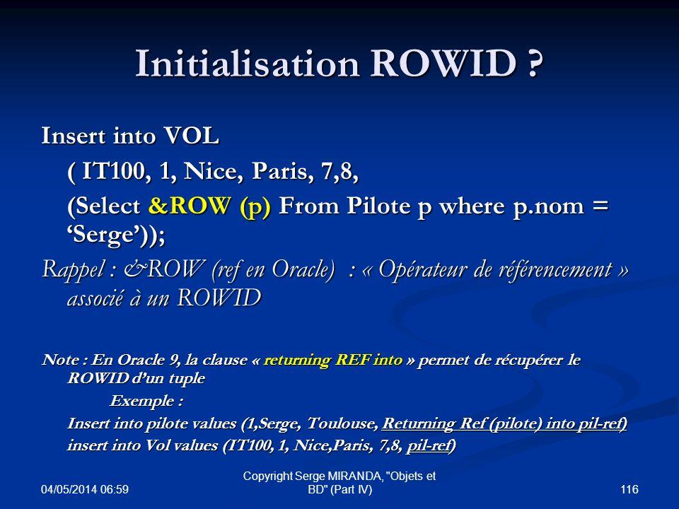 04/05/2014 07:01 116 Copyright Serge MIRANDA,