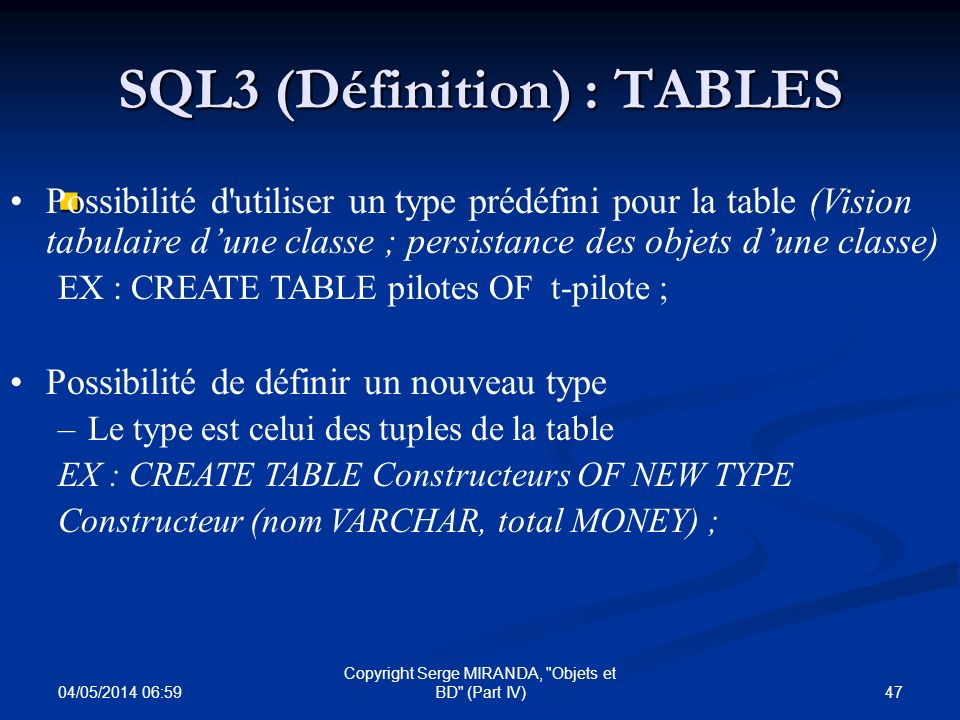 04/05/2014 07:01 47 Copyright Serge MIRANDA,