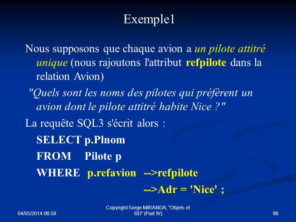 04/05/2014 07:01 98 Copyright Serge MIRANDA,
