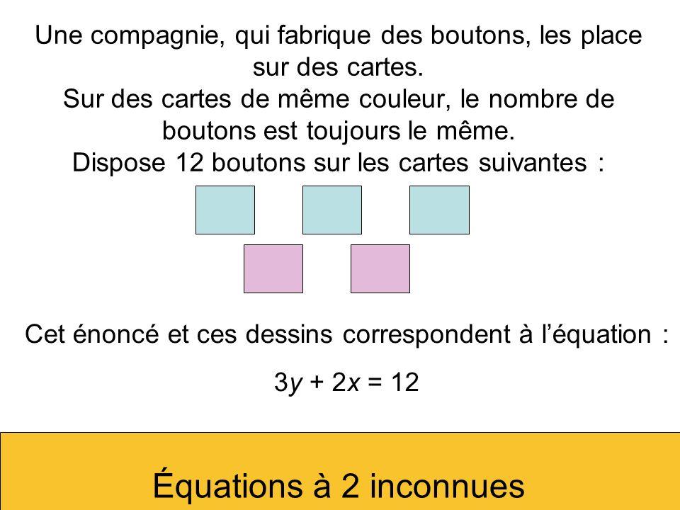 Voici une possibilité Les 3 y sont représentés par les rectangles bleus.