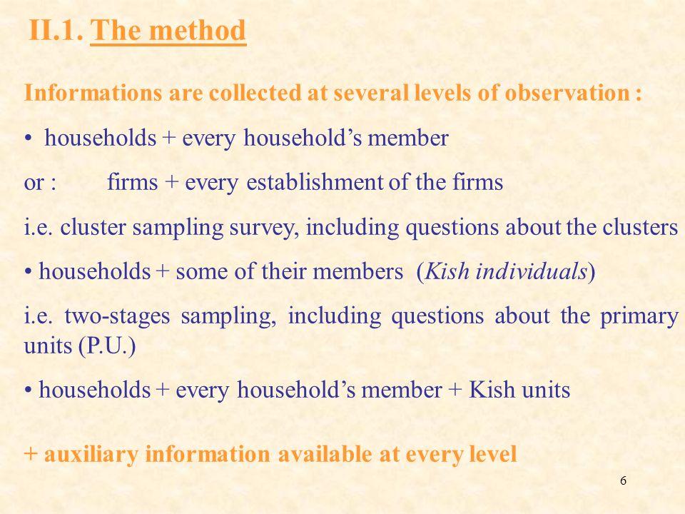 27 STATISTIQUES SUR LES RAPPORTS DE POIDS (= PONDÉRATIONS FINALES / PONDÉRATIONS INITIALES) ET SUR LES PONDÉRATIONS FINALES The UNIVARIATE Procedure Variable: _F_ (RAPPORT DE POIDS) Basic Statistical Measures Quantiles (Definition 5) Location Variability Quantile Estimate Mean 1.000000 Std Deviation 0.24564 100% Max 2.009262 Median 0.996533 Variance 0.06034 99% 1.745002 Mode 0.991339 Range 2.32886 95% 1.377982 Interquartile Range 0.21258 90% 1.278637 75% Q3 1.105492 50% Median 0.996533 25% Q1 0.892917 10% 0.749877 5% 0.613091 1% 0.251528 0% Min -0.319601 Extreme Observations -------------Lowest------------- ------------Highest----------- Value IDENT Obs Value IDENT Obs -0.3196012 1163032100 27 1.76397 5363019600 293 0.0374385 7363016270 365 1.79618 7463000450 381 0.1498661 1169040310 73 1.85813 2369004180 129 0.1872096 7269001420 348 1.97094 5463007950 326 0.2314417 7363017990 366 2.00926 5263016110 268