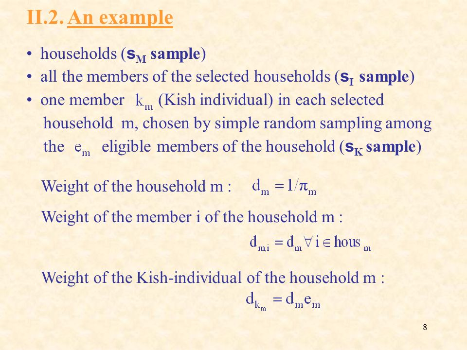 29 STATISTIQUES SUR LES RAPPORTS DE POIDS (= PONDÉRATIONS FINALES / PONDÉRATIONS INITIALES) ET SUR LES PONDÉRATIONS FINALES The UNIVARIATE Procedure Variable: __WFIN (PONDÉRATION FINALE) Basic Statistical Measures Quantiles (Definition 5) Location Variability Quantile Estimate Mean 11.60200 Std Deviation 4.62597 100% Max 29.19457 Median 10.11949 Variance 21.39957 99% 25.69548 Mode 9.57633 Range 32.03263 95% 20.11085 Interquartile Range 5.70090 90% 18.04434 75% Q3 13.98763 50% Median 10.11949 25% Q1 8.28672 10% 7.15056 5% 6.41373 1% 2.50660 0% Min -2.83806 Extreme Observations -------------Lowest------------ ------------Highest----------- Value IDENT Obs Value IDENT Obs -2.838058 1163032100 27 25.7604 5369016540 317 0.543982 7363016270 365 26.0985 7463000450 381 1.330811 1169040310 73 28.6378 5463007950 326 1.808444 7269001420 348 28.6643 8269018030 421 2.235727 7363017990 366 29.1946 5263016110 268