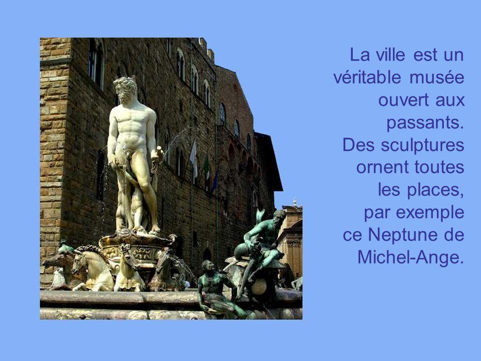 Toute la Toscane a le privilège davoir des villes magnifiques : Florence, Sienne, Pise,…