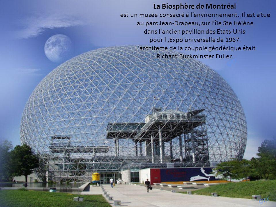 Habitat 67 est un ensemble de logement situé à Montréal sur le quai Marc Drouin, qui longe le fleuve Saint- Laurent pour lExpo 1967. Cest dans le cadr