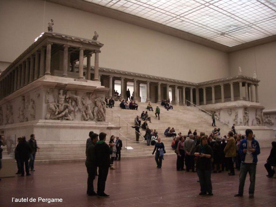 le Musée de Pergame