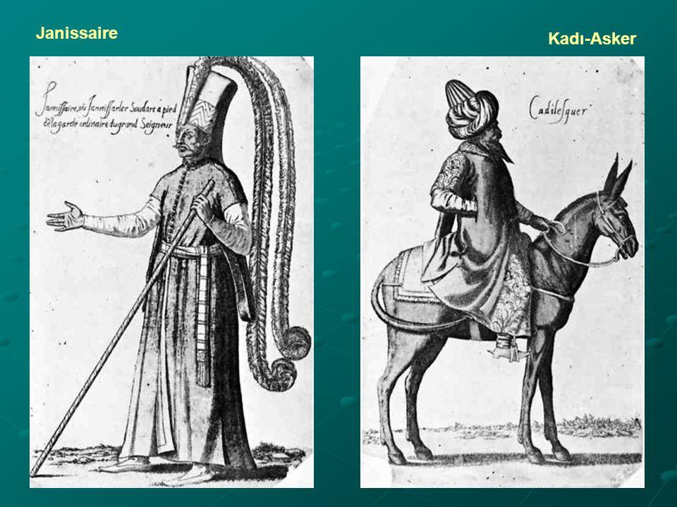 Kadı-Asker Janissaire