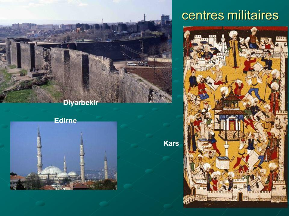 fermeture à l extérieur interdit aux Européens peu de commerce international domination économique par les villes portuaires Sayda, Beyrouth