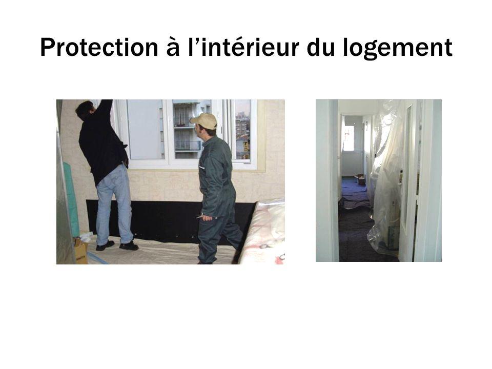 Protection à lintérieur du logement