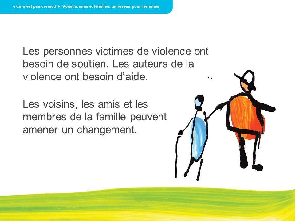 Quest-ce quon entend par violence ou mauvais traitements envers les personnes âgées.