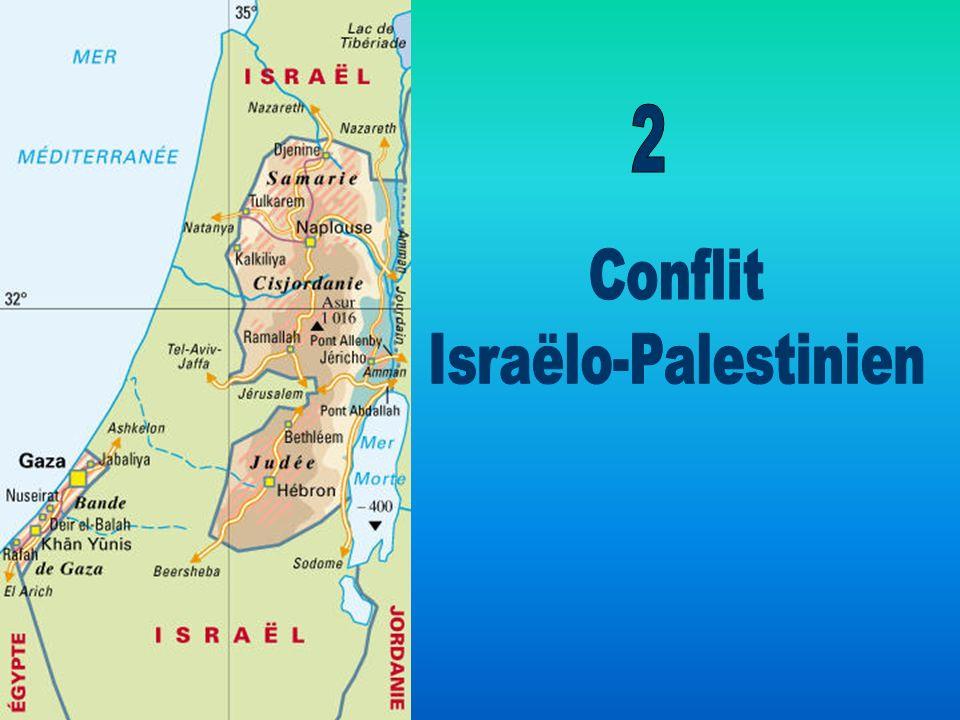 Yasser Arafat, membre important de lOLP, a négocié certains accords avec Israël.