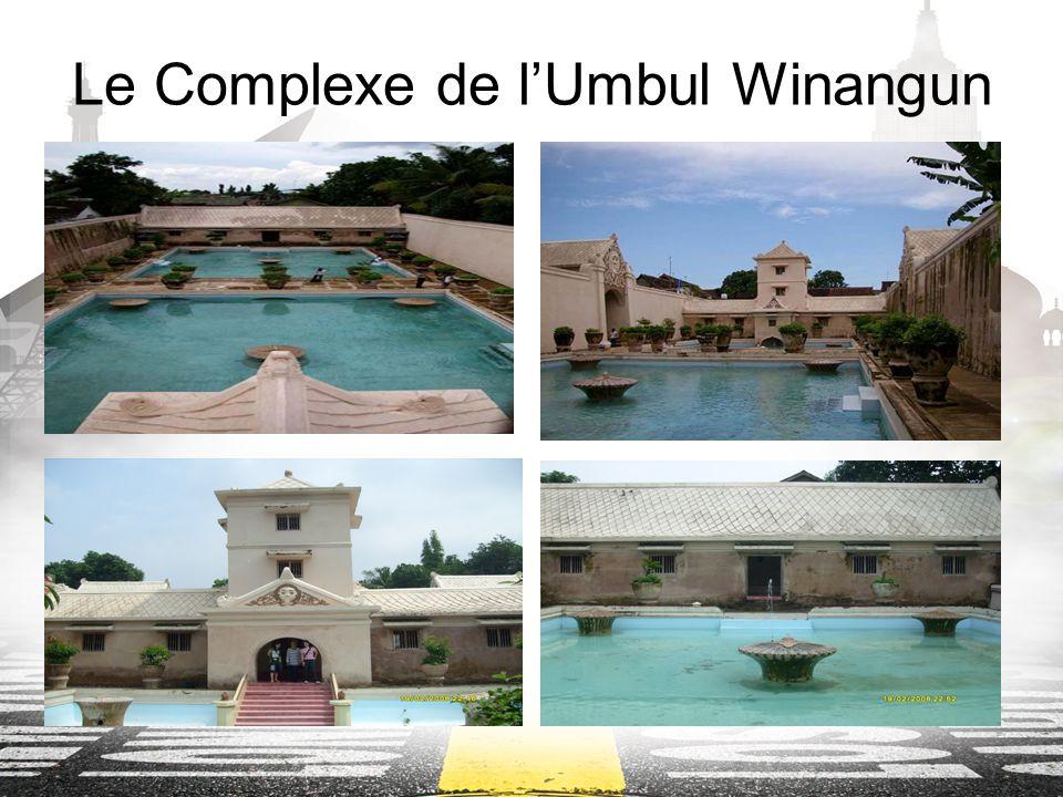 Le Complexe de lUmbul Winangun