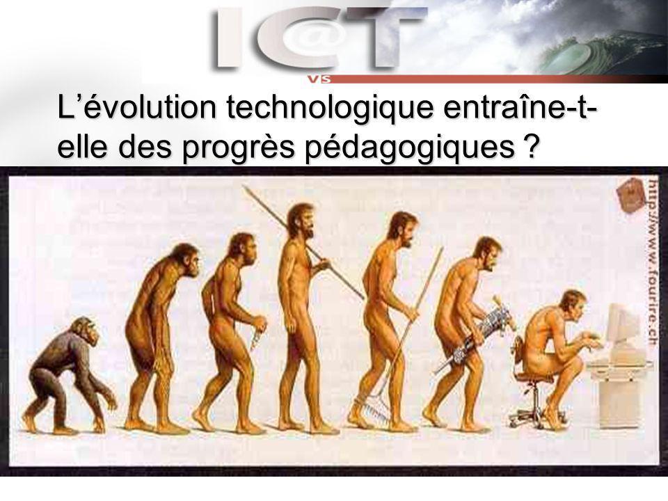 Editeur Zwook ICT Vs Jidé3 Lévolution technologique entraîne-t- elle des progrès pédagogiques ?