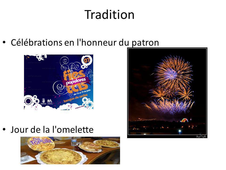 Tradition Célébrations en l honneur du patron Jour de la l omelette