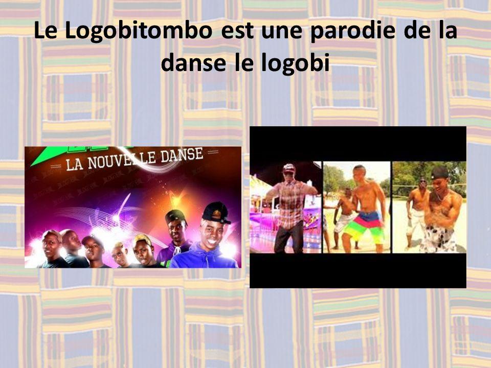 Le Logobitombo est une parodie de la danse le logobi