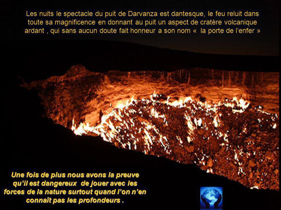 Lintense chaleur quémane du cratère permet de sapprocher seulement quelques minutes tant la chaleur est insupportable.