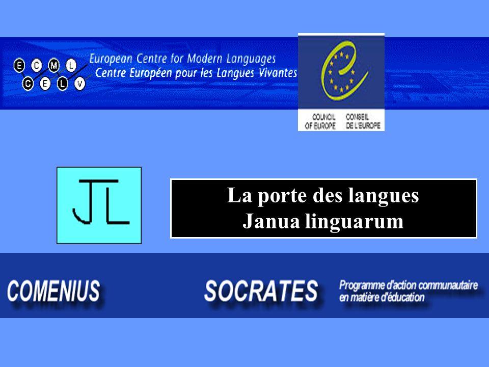 La porte des langues Janua linguarum
