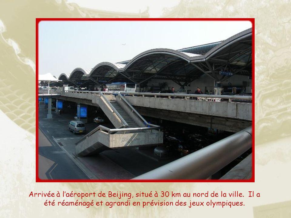 Bien sûr, pour nous, Beijing cest davantage Pékin et toute limagerie qui se rattache à lénoncé de ce nom, dans notre vision occidentale… Mais il va falloir réviser nos à-priori et accepter que depuis une quinzaine dannées, les grandes villes chinoises ont fait un immense bond en avant sur le plan architectural.