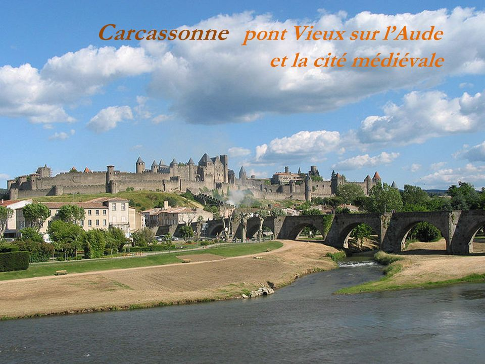 Carcassonne jardin de Maria et Pierre Sire