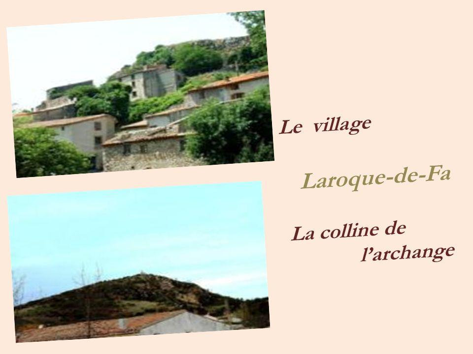 Saint-Pierre-des-Champs le village