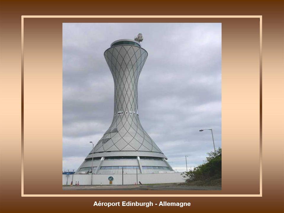 Aéroport Edinburgh - Allemagne
