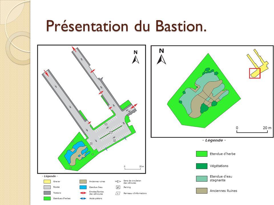 Le Bastion depuis 1996… Rien na été fait