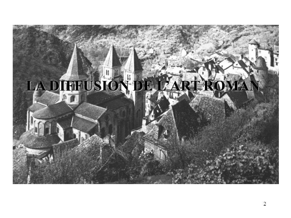 LA DIFFUSION DE LART ROMAN 2