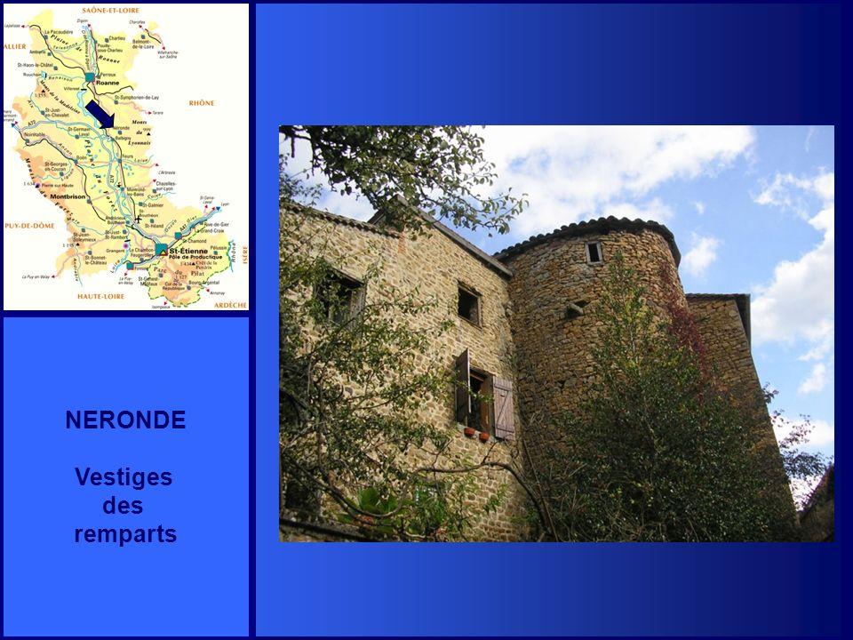 MONTVERDUN Le prieuré