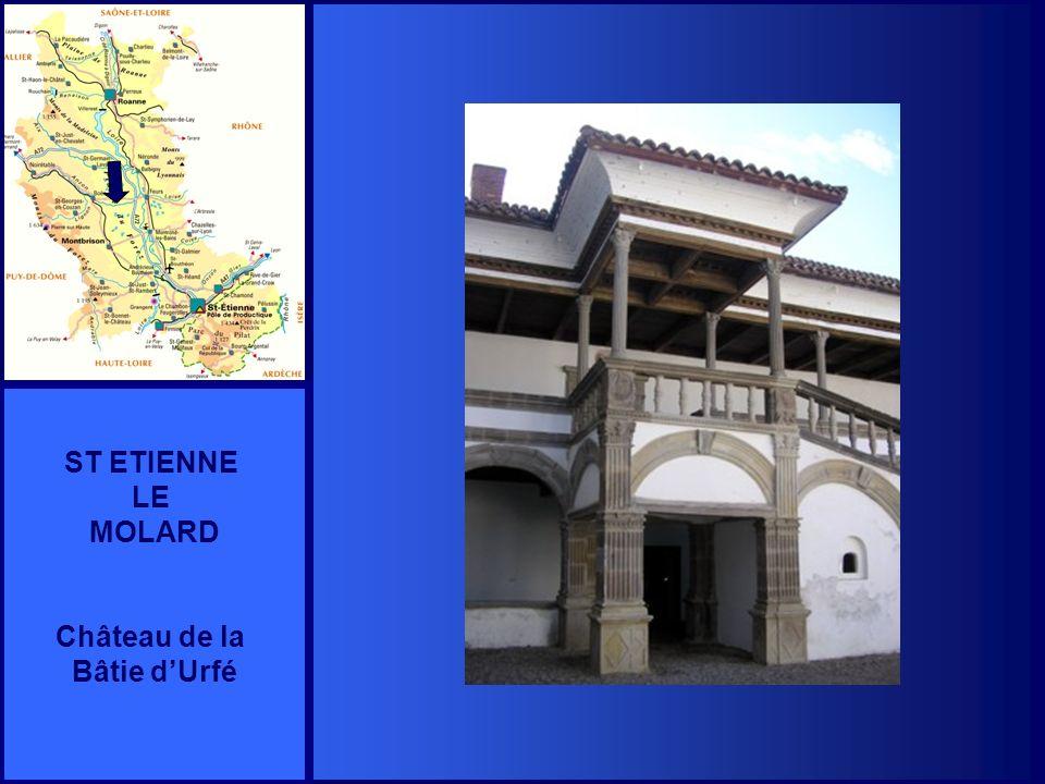 CHAMBEON Ecopole du Forez