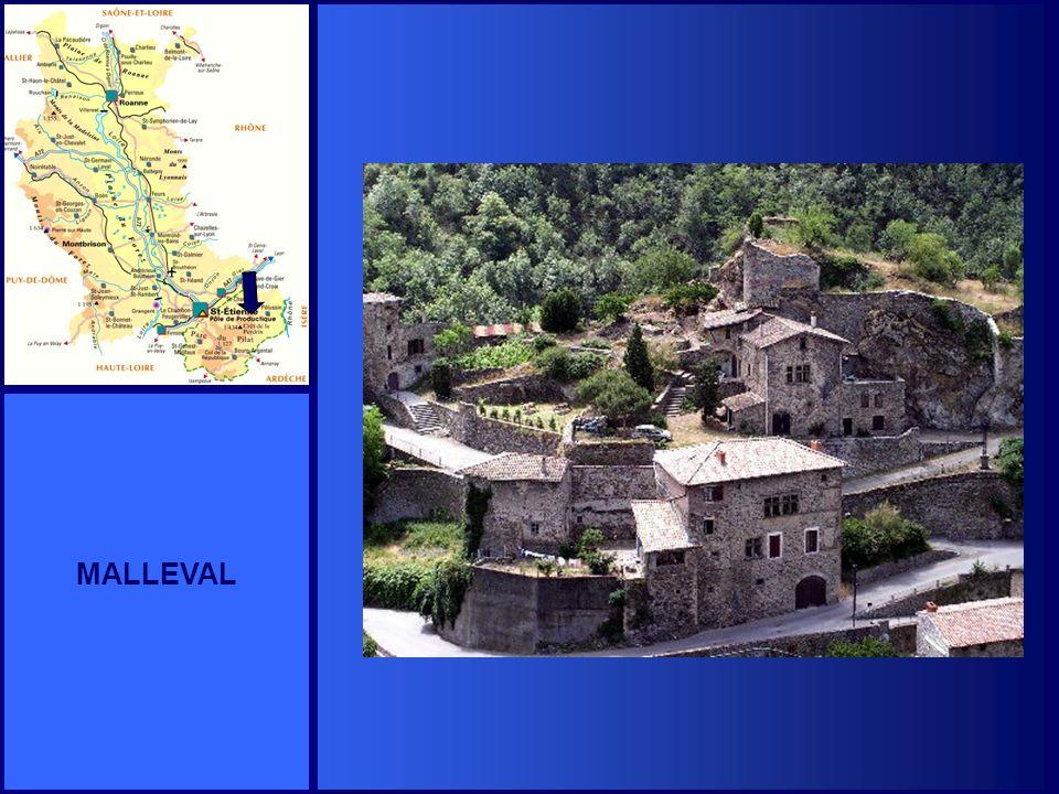 Le massif du Pilat