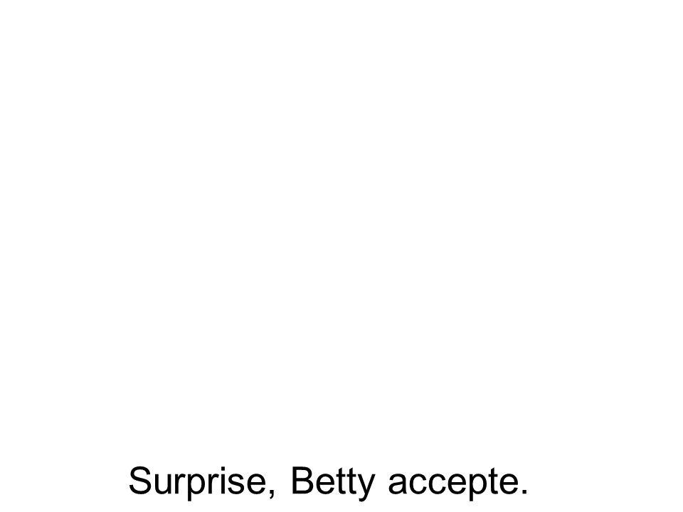 Quelques minutes plus tard, Betty entend dautres coups dans la porte de la chambre et cest encore Bernard... …prêt pour un deuxième coup !!!