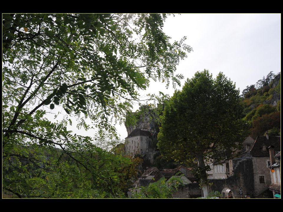 Partie basse Le village