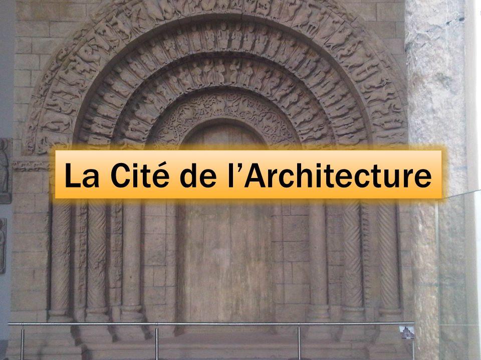 La Cité de lArchitecture