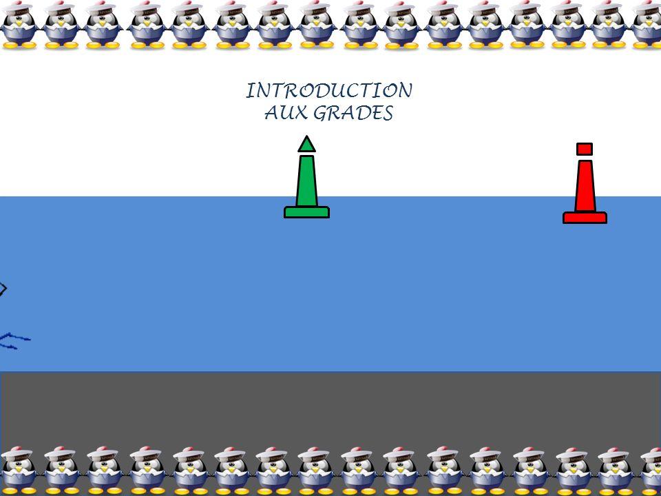 INTRODUCTION AUX GRADES