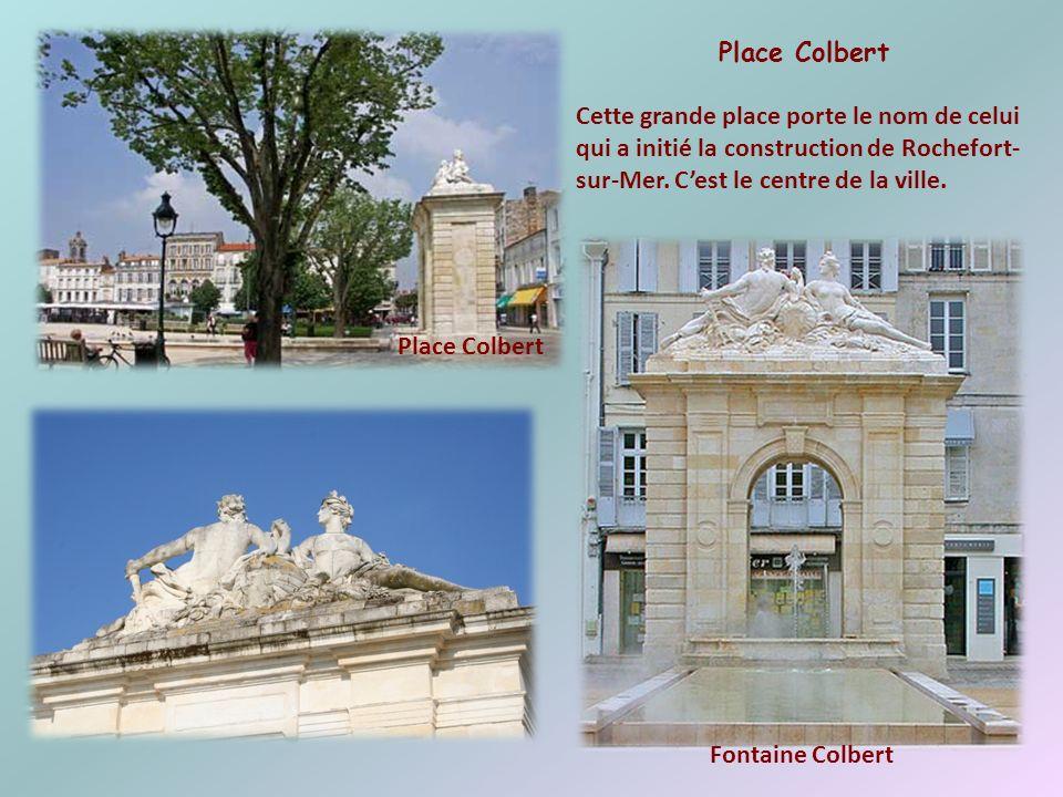 Ville nouvelle du XVIIème siècle qui doit sa création à limplantation dun arsenal maritime et militaire. De ce passé prestigieux, Rochefort-sur-Mer hé
