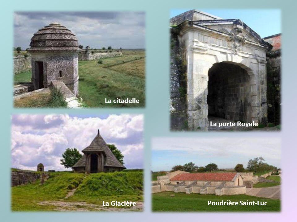La découverte de Brouage est un voyage dans le temps, la rencontre de la Saintonge et du Québec. Brouage
