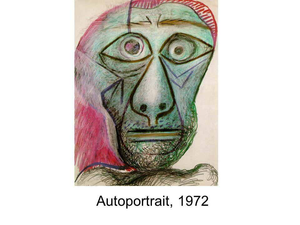 Autoportrait, 1972