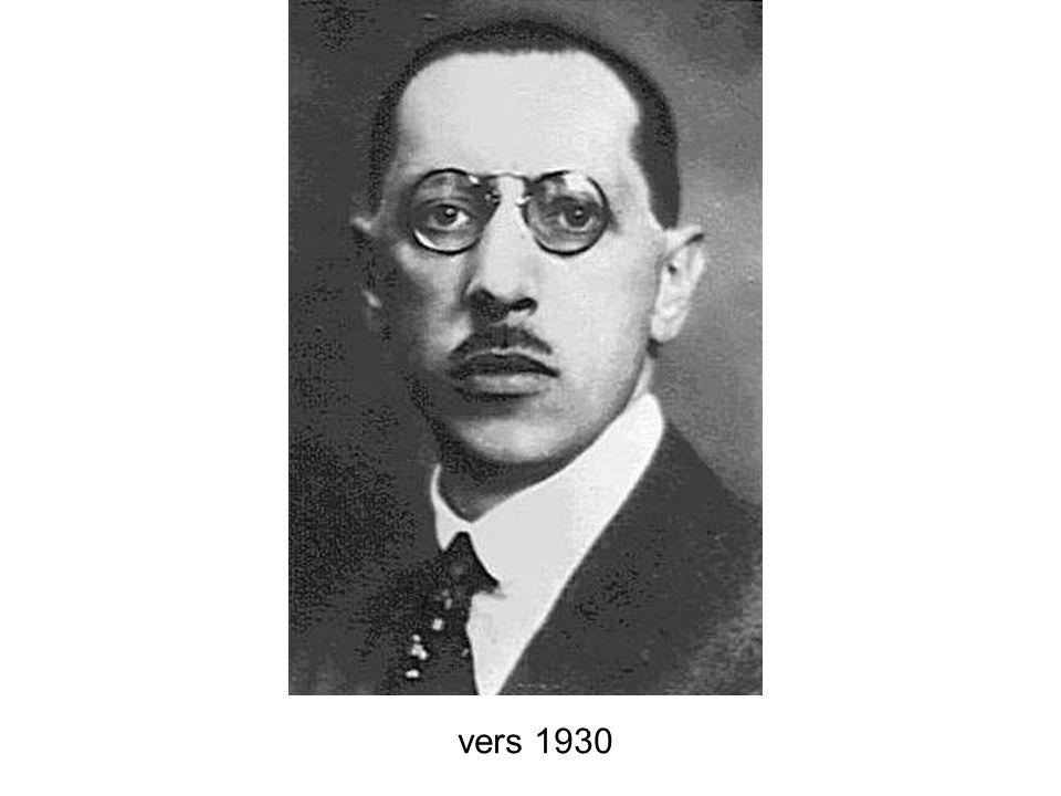 vers 1930